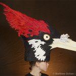 Halloween Bird Hats!