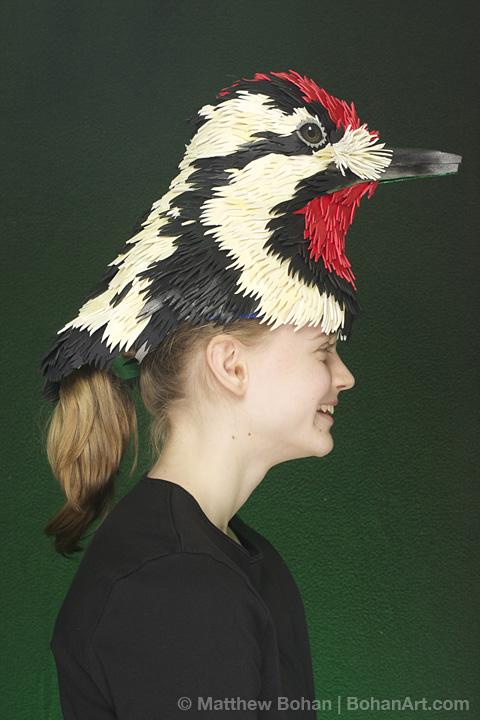 Yellow-bellied Sapsucker Hat